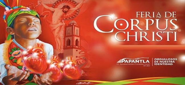 Imagen Feria Corpus Christi Papantla 2015