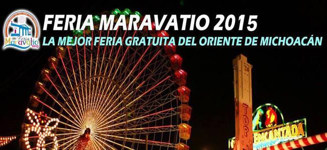 Foto de la Feria Maravatio 2015