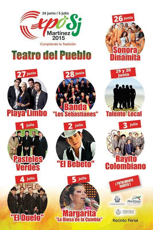 Teatro del Pueblo Martinez de la Torre 2015