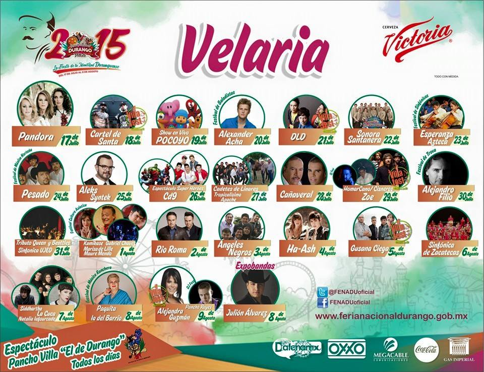 Velaria FENADU 2015