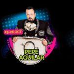 Pepe Aguilar en Palenque Fiestas de Octubre 2019